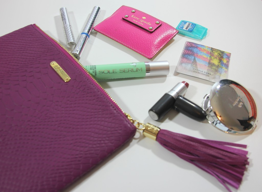 Beauty Essentials for a Holiday Party   Lady in Violet