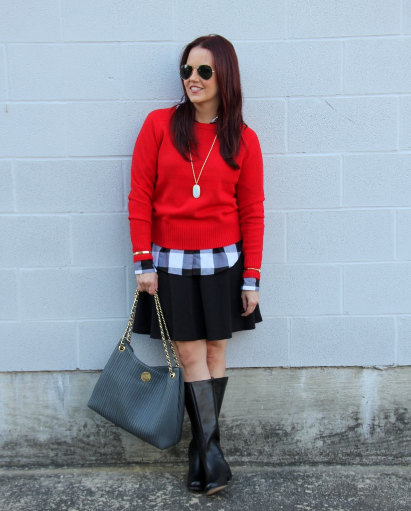 Fall Outfit Idea & Black Friday Sales   Lady in Violet