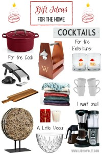 Christmas Gift Ideas for the Home | Lady in Violet