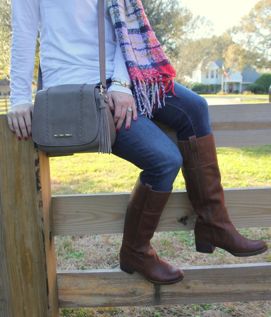 Lucky Brand Heloisse Boots | Lady in Violet