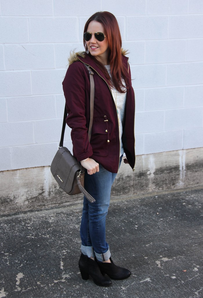 What to Wear in Winter | Lady in Violet