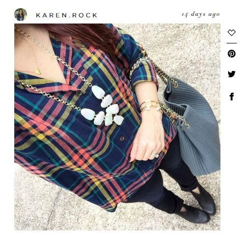 How to shop on Instagram | Lady in Violet