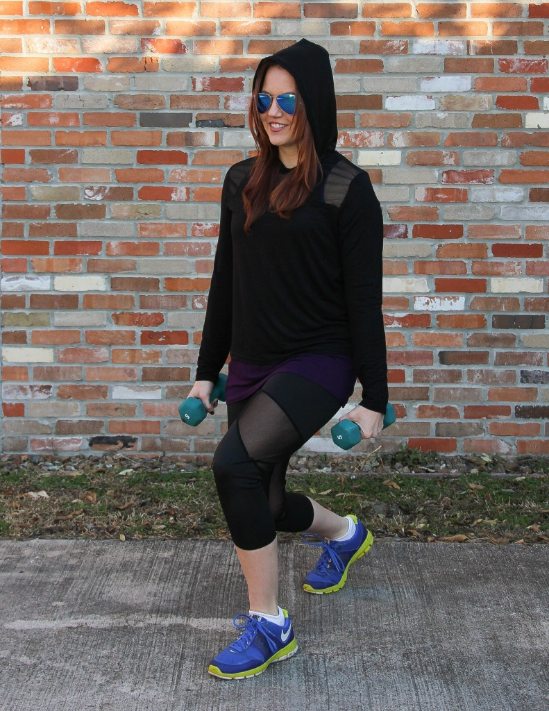 Finding Your Gym Motivation | Lady in Violet