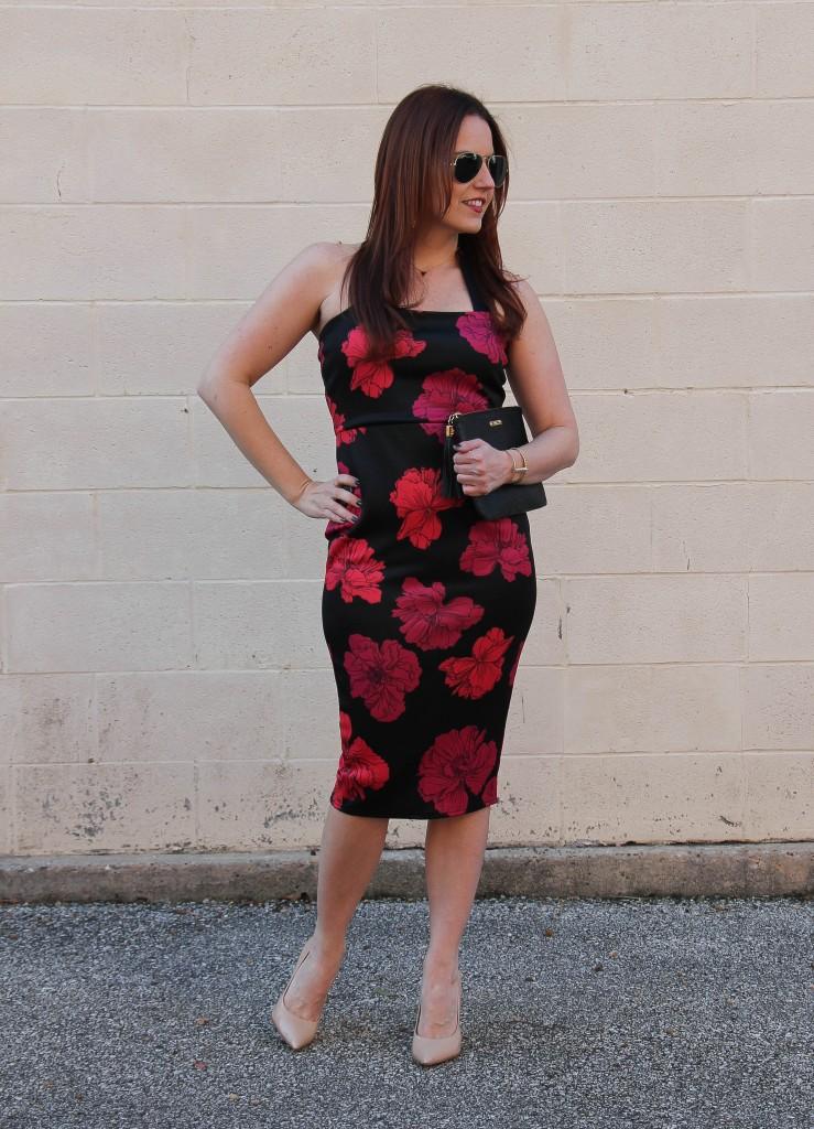 Valentine's Date Night Dress | Lady in Violet