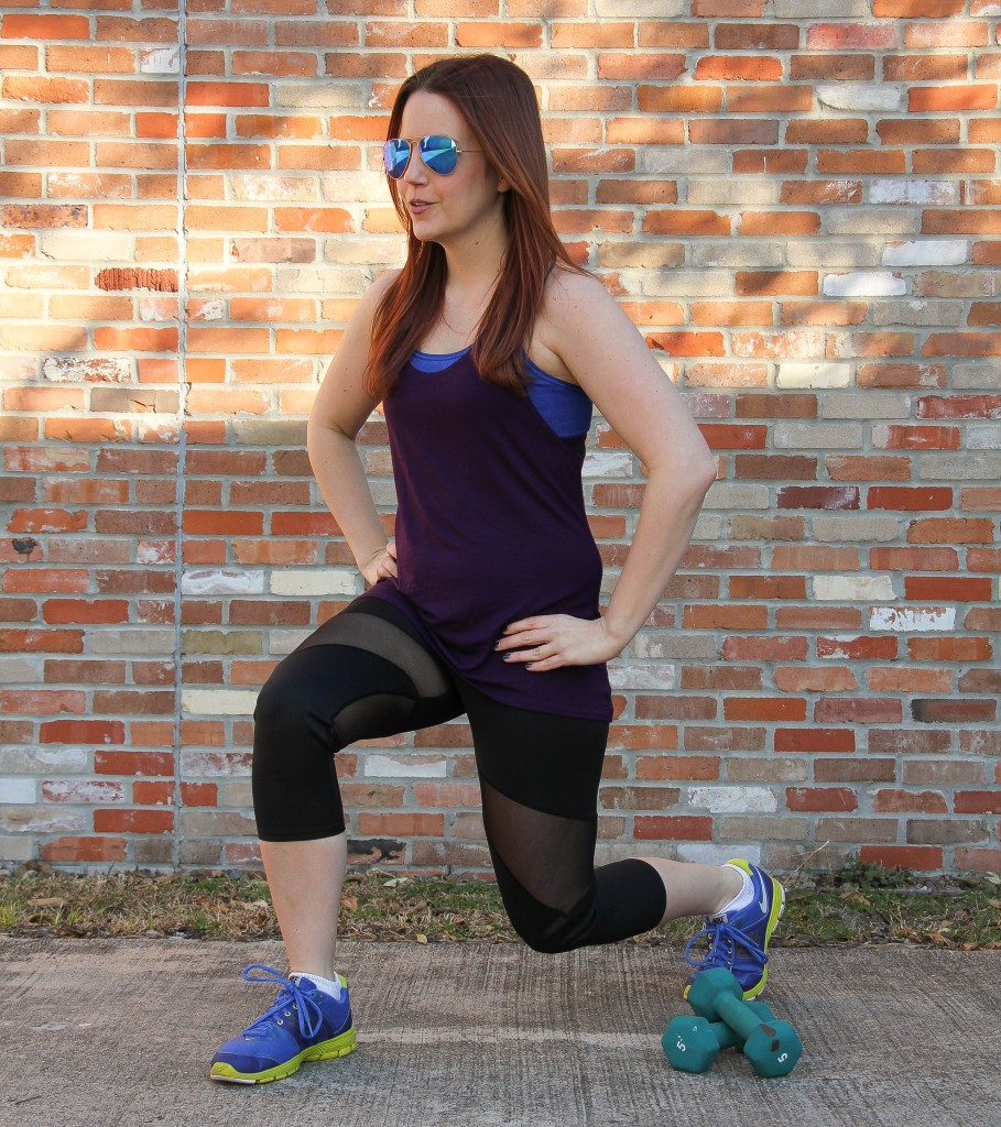How to Stay motivated to workout | Lady in Violet