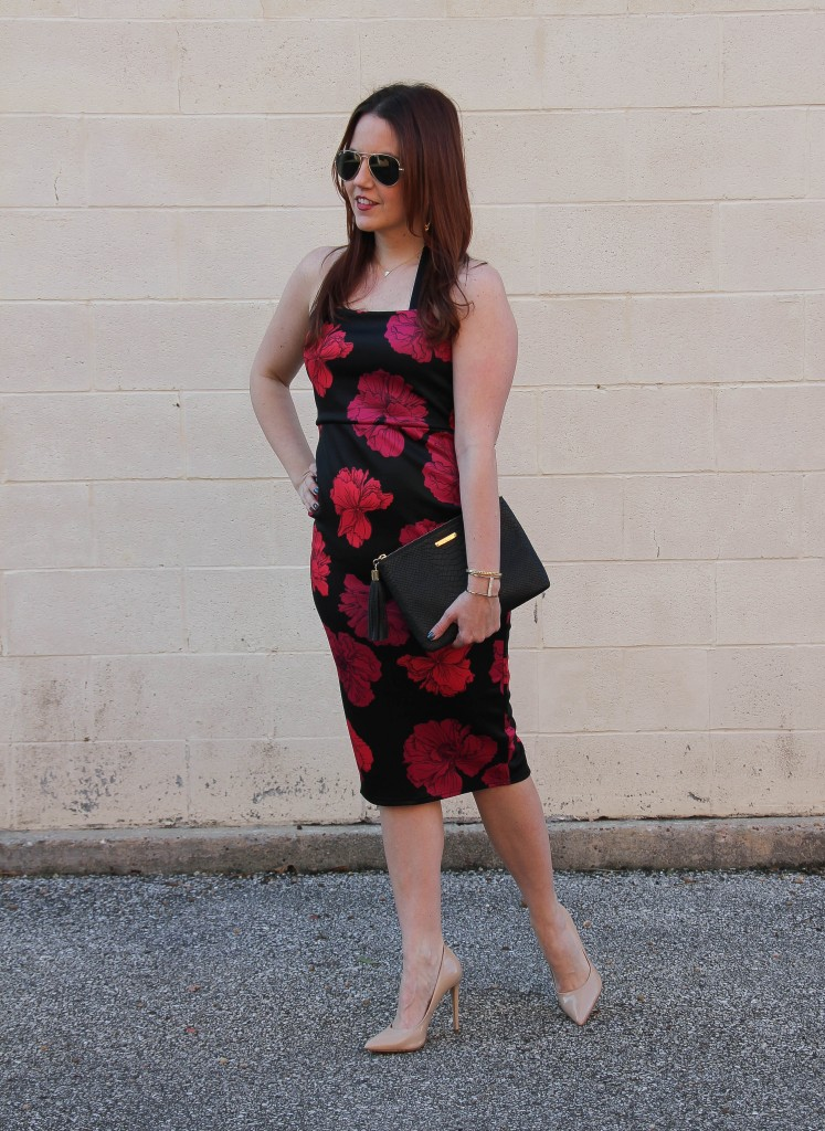 What to Wear on a Valentine's Date | Lady in Violet