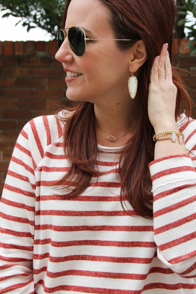 Kendra Scott Jewelry in Rose Gold | Lady in Violet