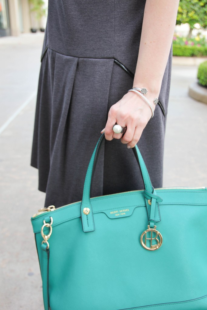 pearl statement ring and henri bendel west 57th satchel