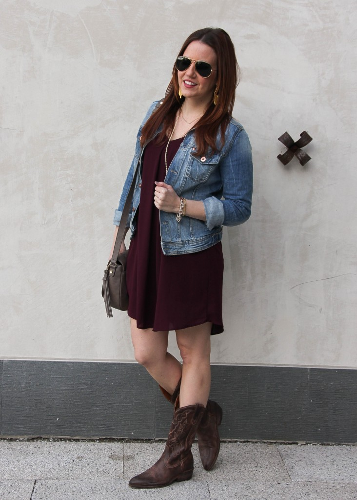 What to wear to the rodeo cookoff | Lady in Violet