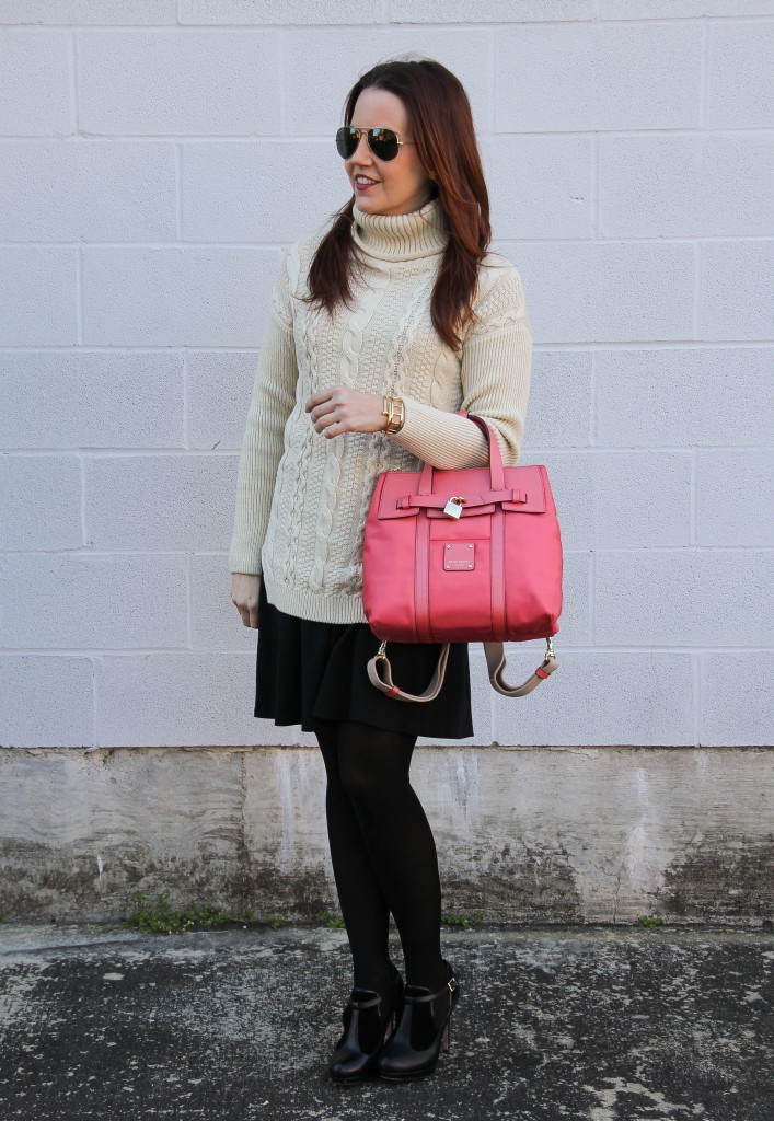 Office Outfit for winter by Lady in Violet