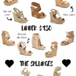 Shoe Guide: Neutral Wedges