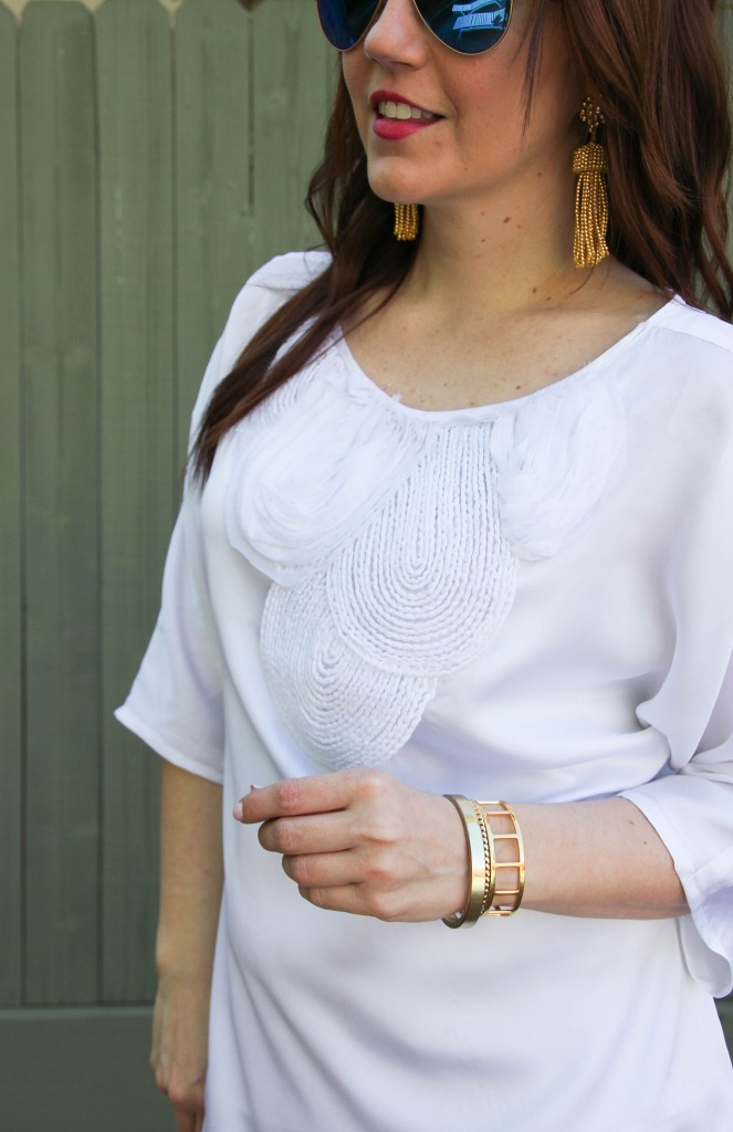 styling a statement top