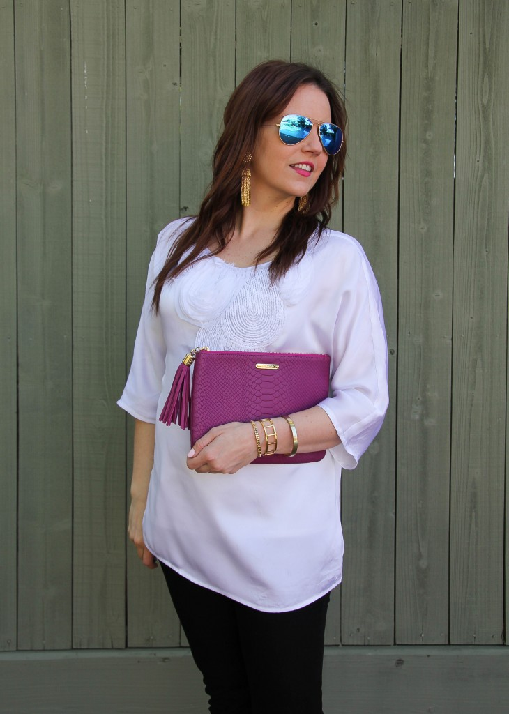 spring fashion trend 2016 - white top