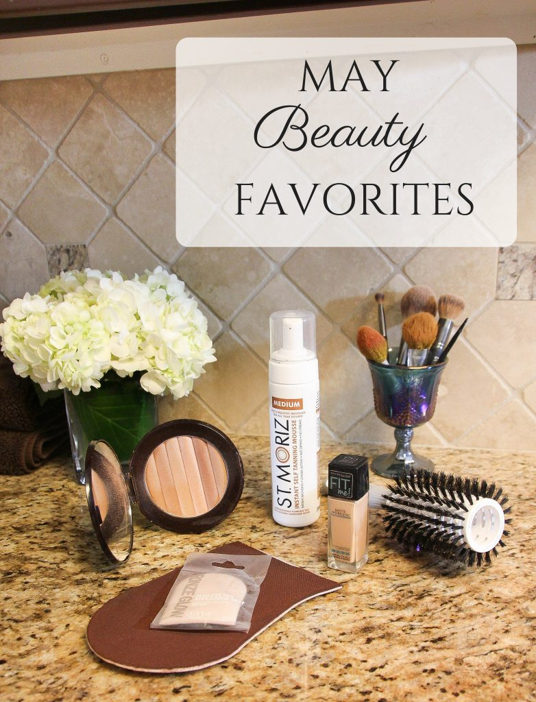 May Favorite Beauty products