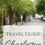 Travel Guide: Charleston