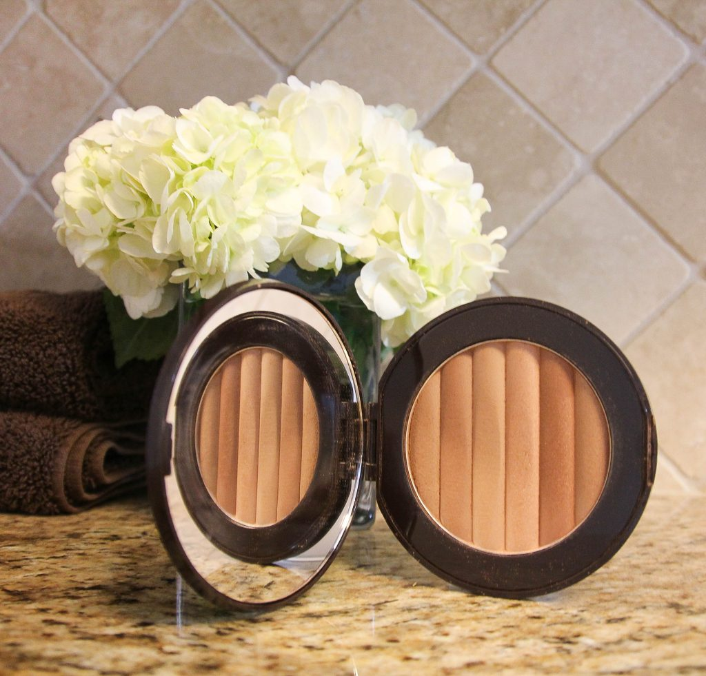 perfect bronzer for a sunkissed glow