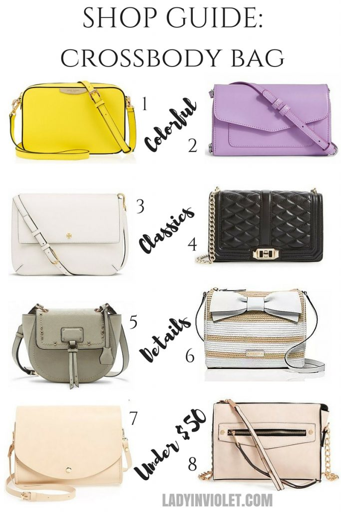 Shop Guide: Crossbody Bag (click through to shop)