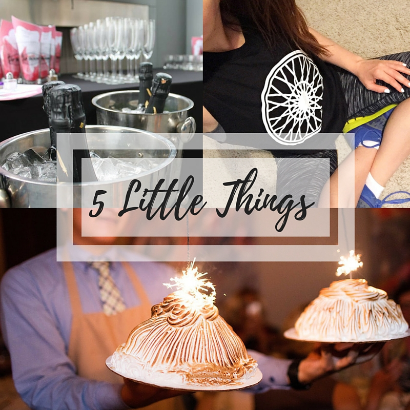 5 Little Things About Me