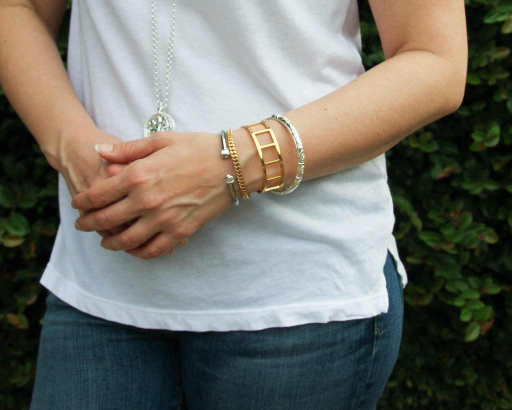 tips for mixing jewelry metals