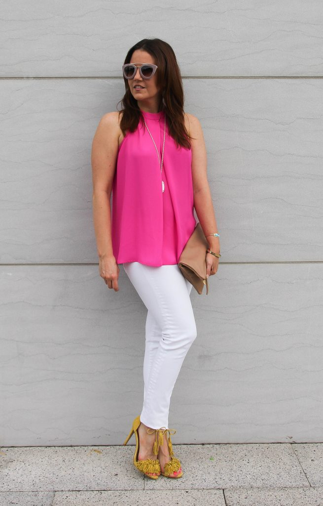 houston fashion blogger - summer outfit inspiration