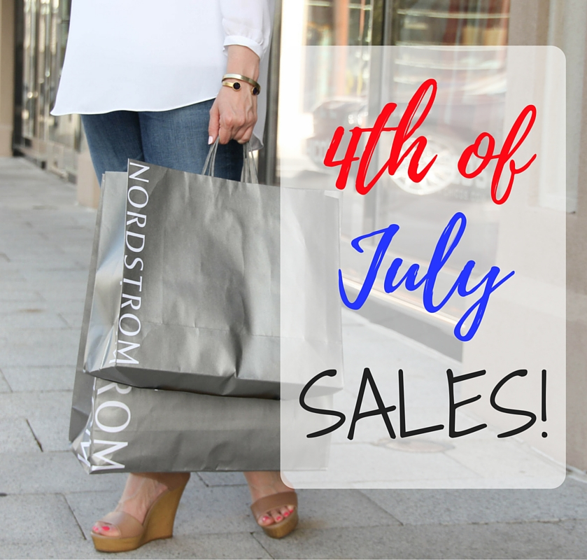 Best 4th of July Sales 2016