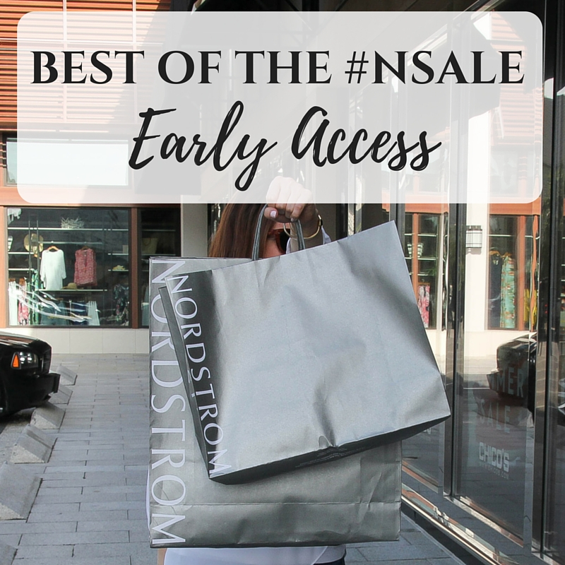 Nordstrom Anniversary Sale Early Access 2016 - top picks