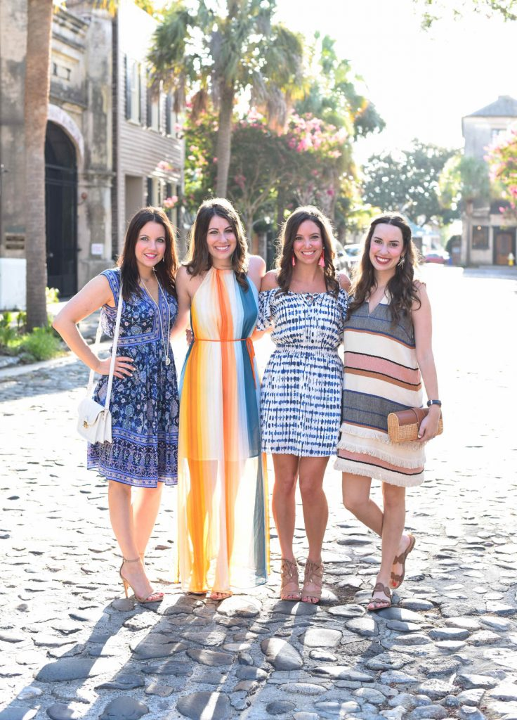 houston bloggers share what to wear to a blog conference
