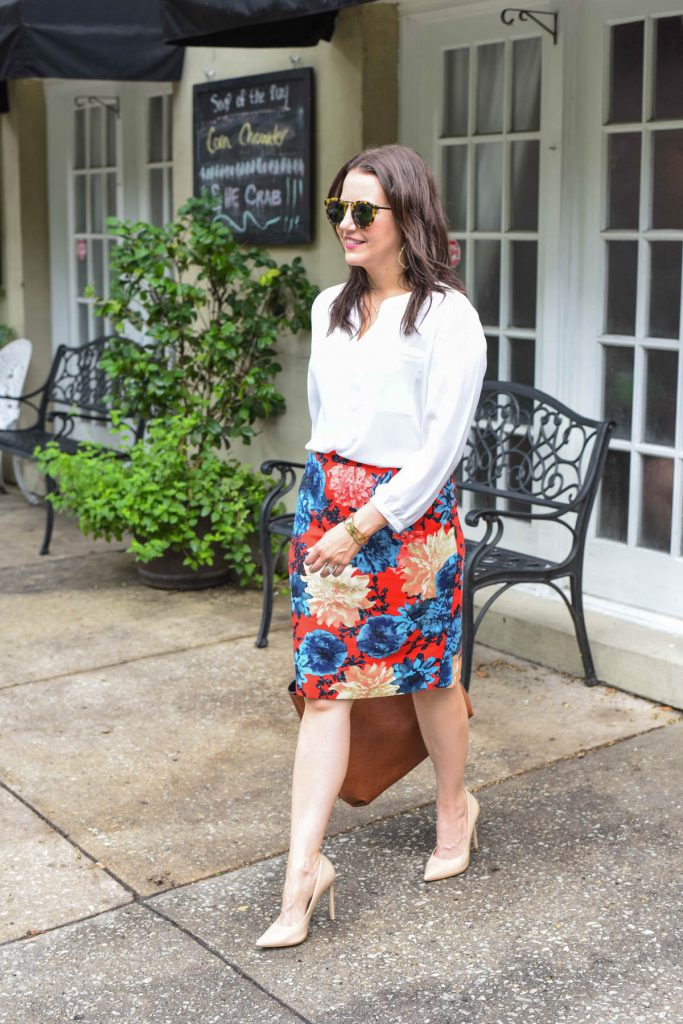 work wear outfit - houston fashion blogger street style