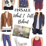 Nordstrom Anniversary Sale: What I Left Behind
