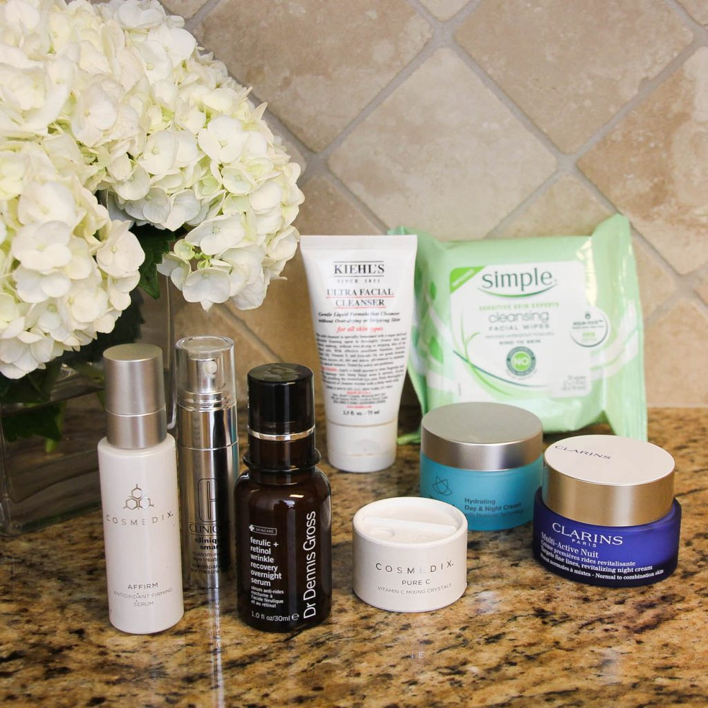 LadyinViolet share the best skincare products to use in your 30s