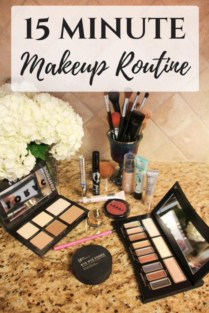 15 Minute Makeup Routine