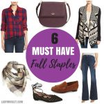 6 Must Have Fall Wardrobe Staples