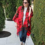 Fall Trends: Blanket Poncho