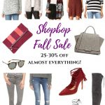 Shopbop Fall Sale (Code Inside)