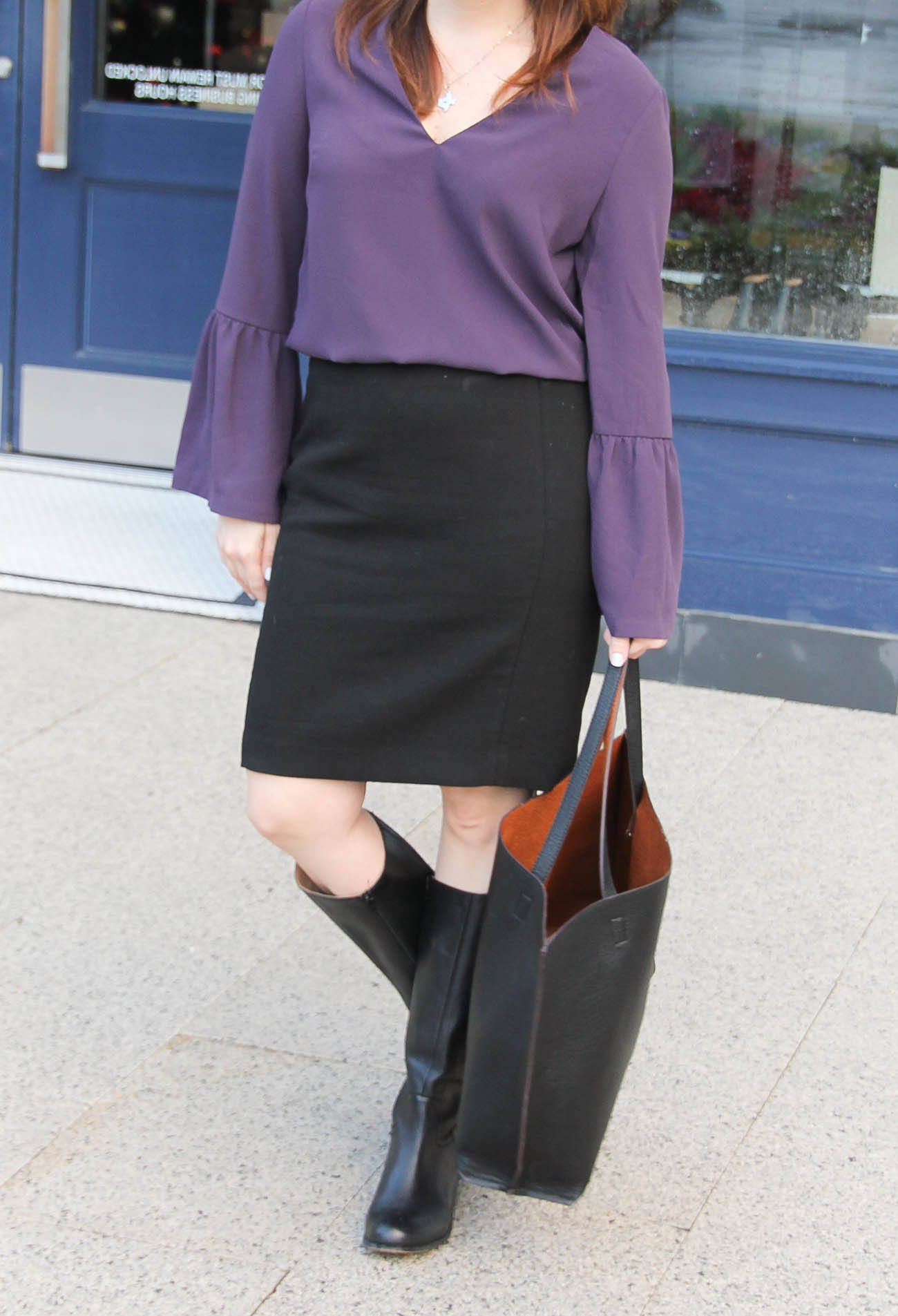 houston fashion in violet styles a work