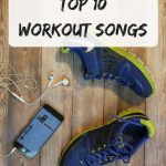 My Top 10 Workout Songs for Cardio