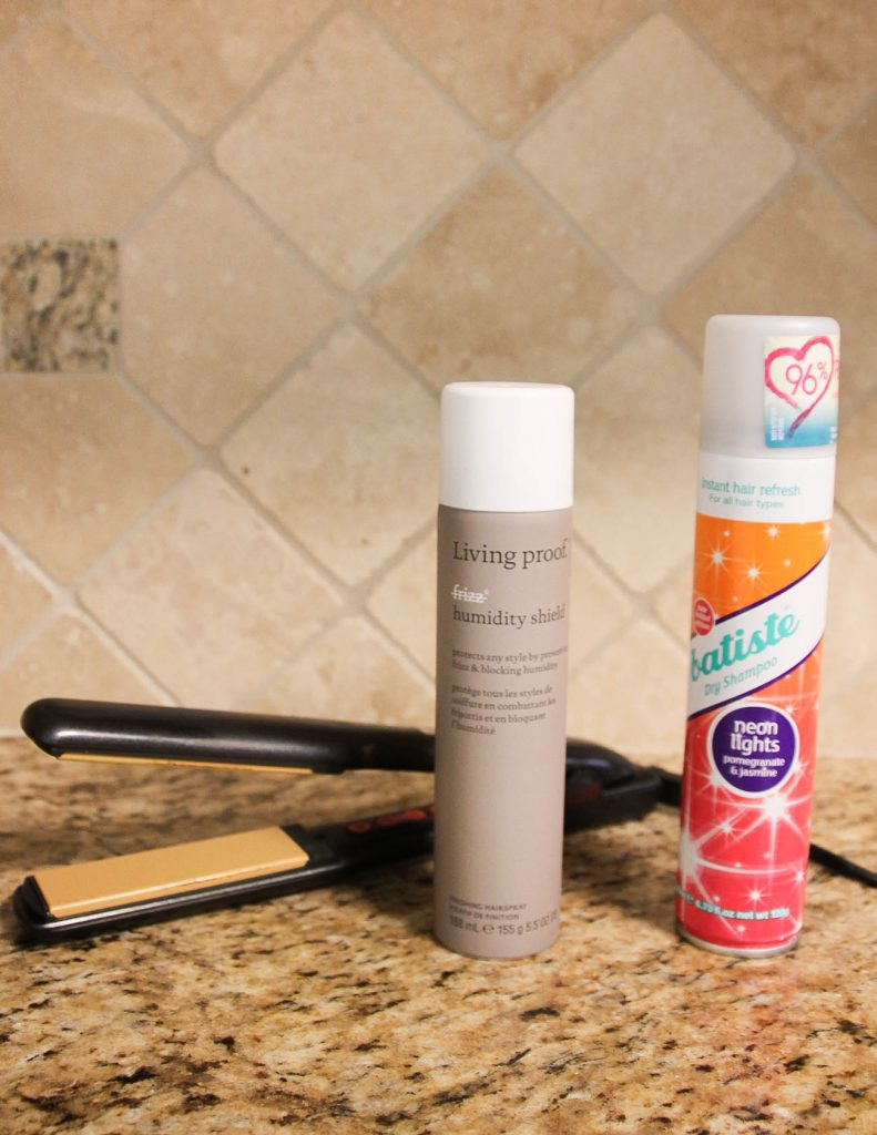 Houston blogger shares hair care tips for surviving humidity.