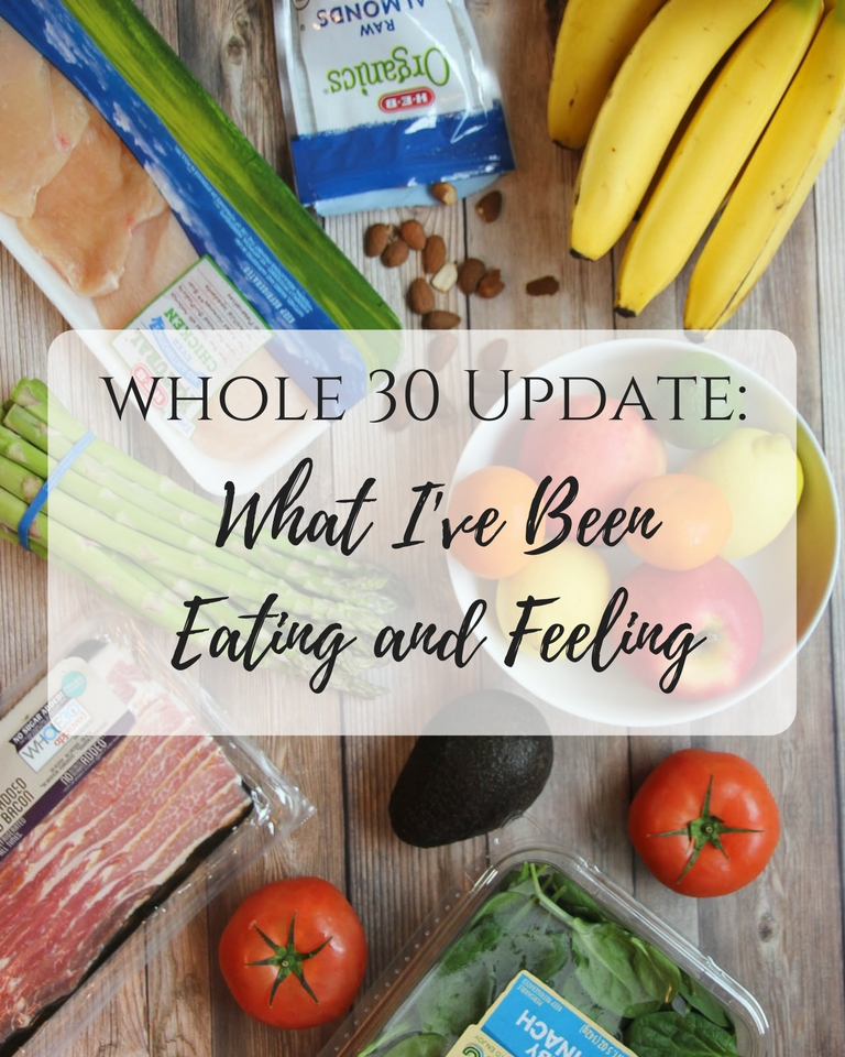 Houston Blogger shares about here Whole 30 experience including What to Eat on whole 30 and Tips for a success.
