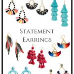 Currently Coveting: Statement Earrings