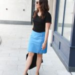 Work Wear: Button Pencil Skirt & Link Up