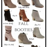 Currently Coveting: Fall Booties