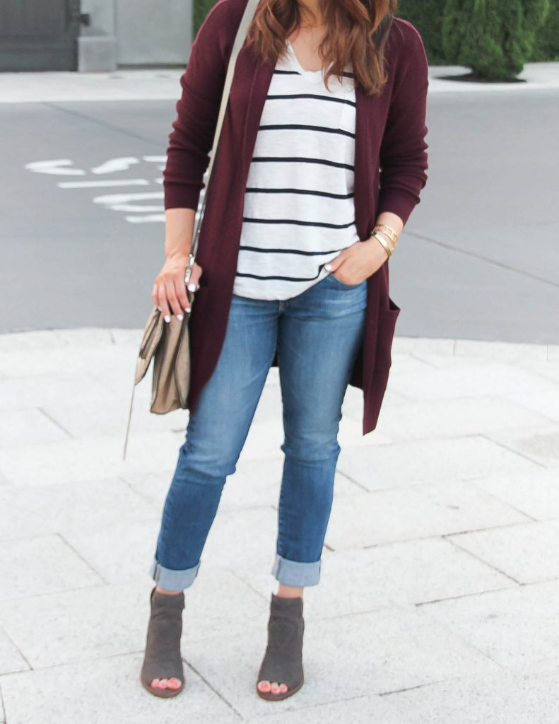 4 Fall Basics You Need in Your Closet   Fall Outfit Ideas   Lady in Violet   Houston Style Blog