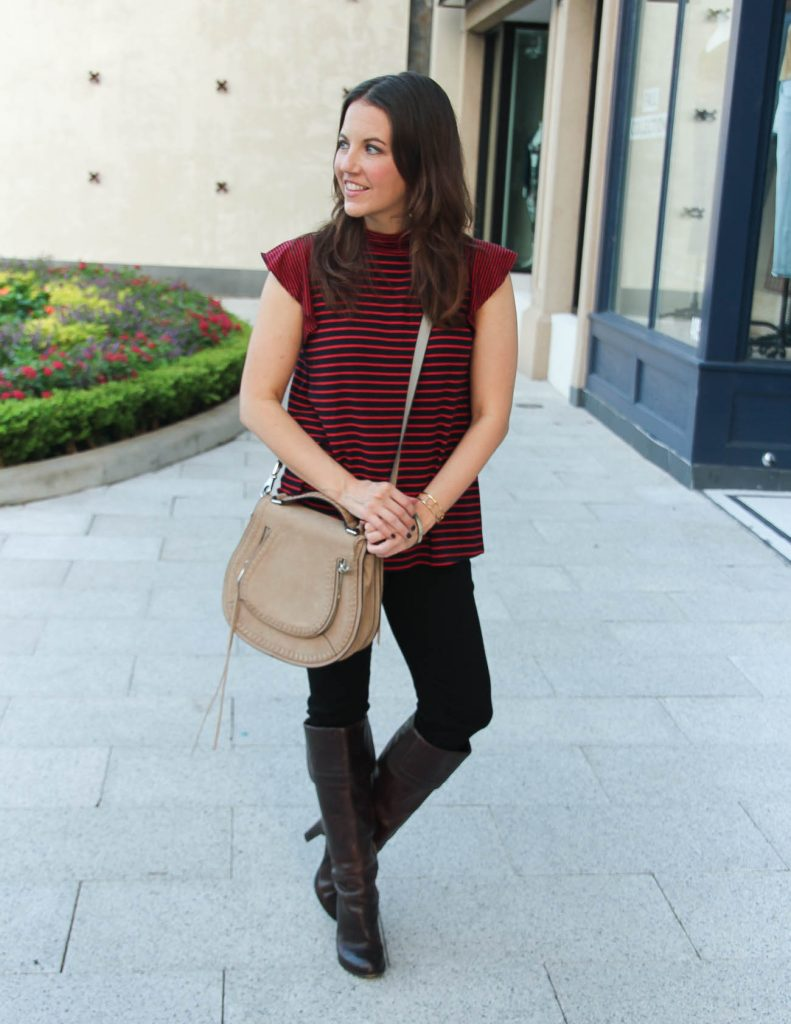 Houston Fashion Blogger shares Fall Outfit Ideas | Lady in Violet