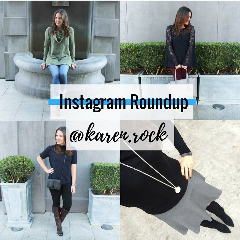 Instagram Roundup for @karen.rock