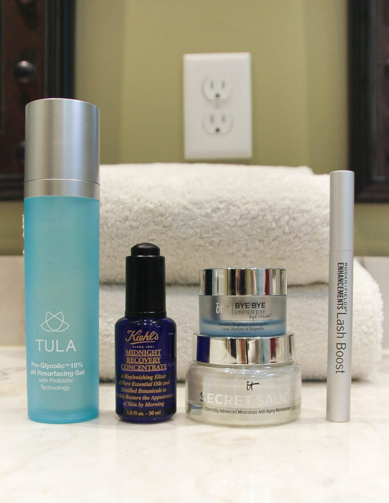 Best Skincare Products to use at Night | Houston Fashion Blogger Lady in Violet