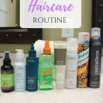 Current Haircare Routine