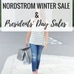 Nordstrom Winter Sale + Presidents' Day Sales