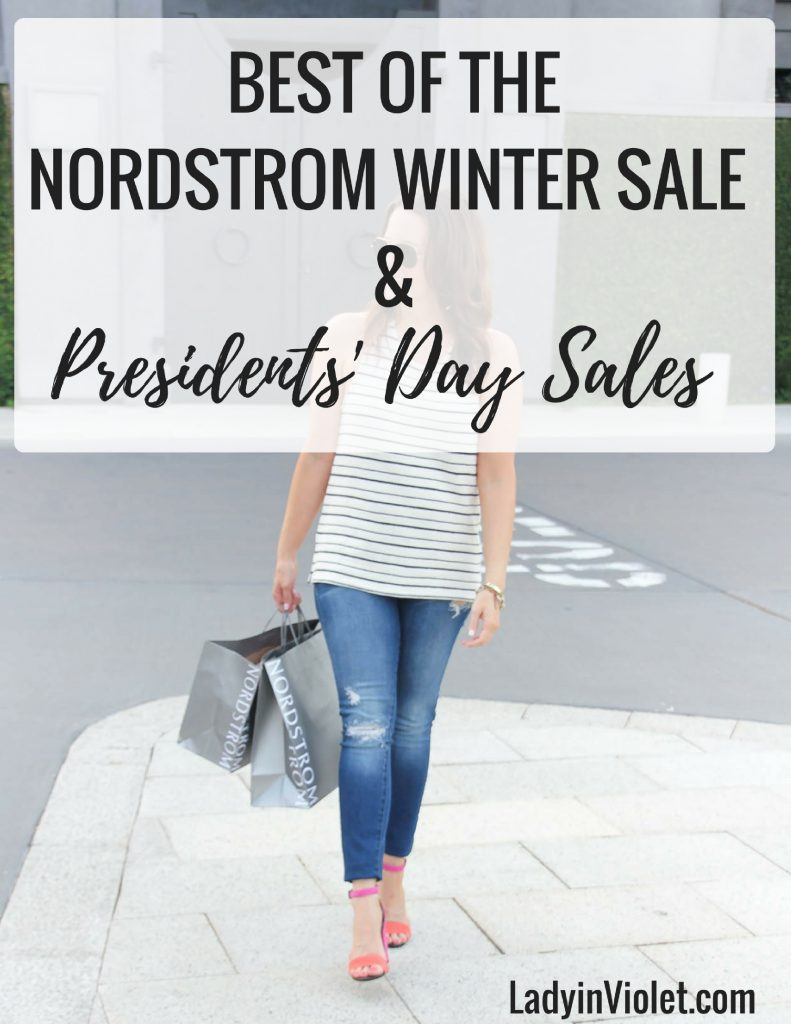 Nordstrom Winter Sale | Presidents' Day Sales | Nordstrom Sale | Houston Fashion Blogger Lady in Violet