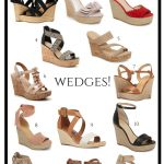 Currently Craving: Summer Wedges