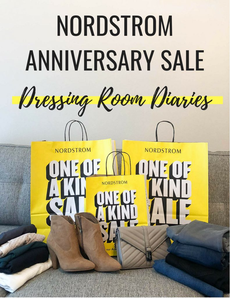 NORDSTROM ANNIVERSARY SALE Dressing Room Diaries | Houston Fashion Blogger Lady in Violet